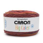 Caron Big Cakes Yarn, Cranberry Crisp