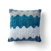 Go to Product: Bernat Chevron Knit Cushion in color