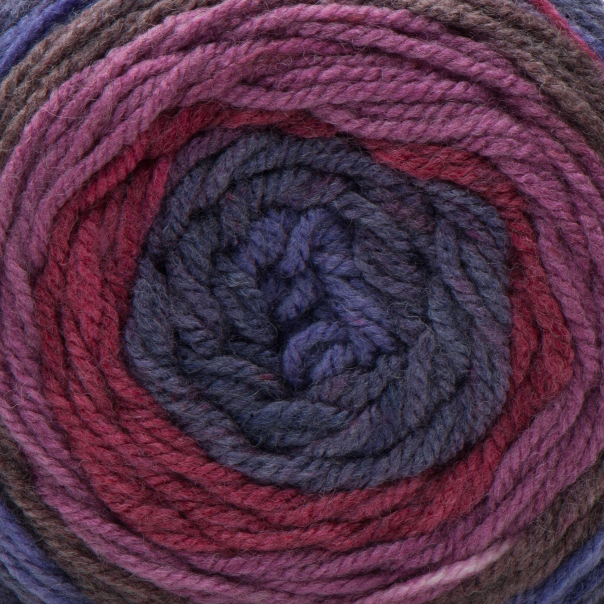 Caron Cakes Yarn, Blackberry Mousse | Yarnspirations