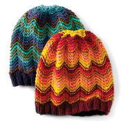 Bernat Make Waves Hat