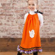 Coats & Clark Halloween Drawstring Dress
