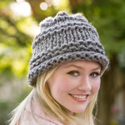 Red Heart City Chic Hat