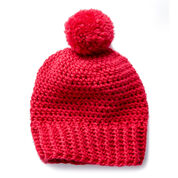 Patons Simple Crochet Hat