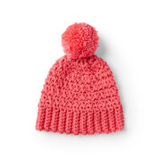 Go to Product: Red Heart Cute Crochet Hat, S/M in color