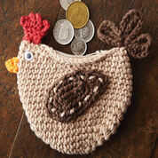 Go to Product: Lily Sugar'n Cream Cluck Cluck Change Purse in color