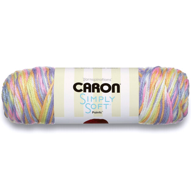 Caron Simply Soft Paints Yarn Baby Brights Yarnspirations