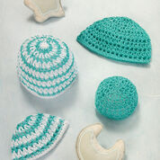 Go to Product: Aunt Lydia's Precious Preemie Hats, S in color