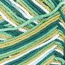 Bernat Handicrafter Cotton Ombres Yarn (340G/12 OZ), June Bug in color June Bug