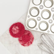 Red Heart Make It Shine Knit Scrubby