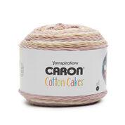 Caron Cotton Cakes Yarn (250g/8.8oz), Rose Whisper