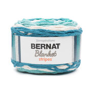 Go to Product: Bernat Blanket Stripes Yarn (300g/10.5 oz) in color Teal Deal