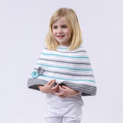 Go to Product: Red Heart Toddler's Perfect Poncho, 2 yrs in color