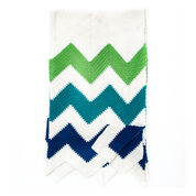 Go to Product: Caron Zig-Zag Blanket in color