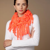 Red Heart Wrap & Knot Cowl