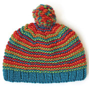 Go to Product: Patons Bright Stripes Beanie in color