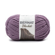 Bernat Blanket Yarn (300g/10.5 oz), Shadow Purple
