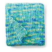Bernat Supersquish Knit Blanket