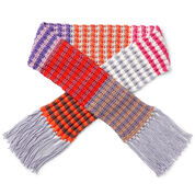 Go to Product: Caron x Pantone Knit Stripe Scarf in color