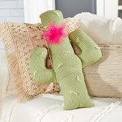 Go to Product: Coats & Clark Desert Cactus Pillow in color