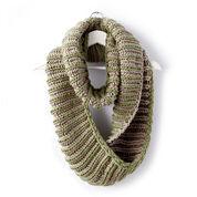 Bernat Brioche Accent Knit Cowl