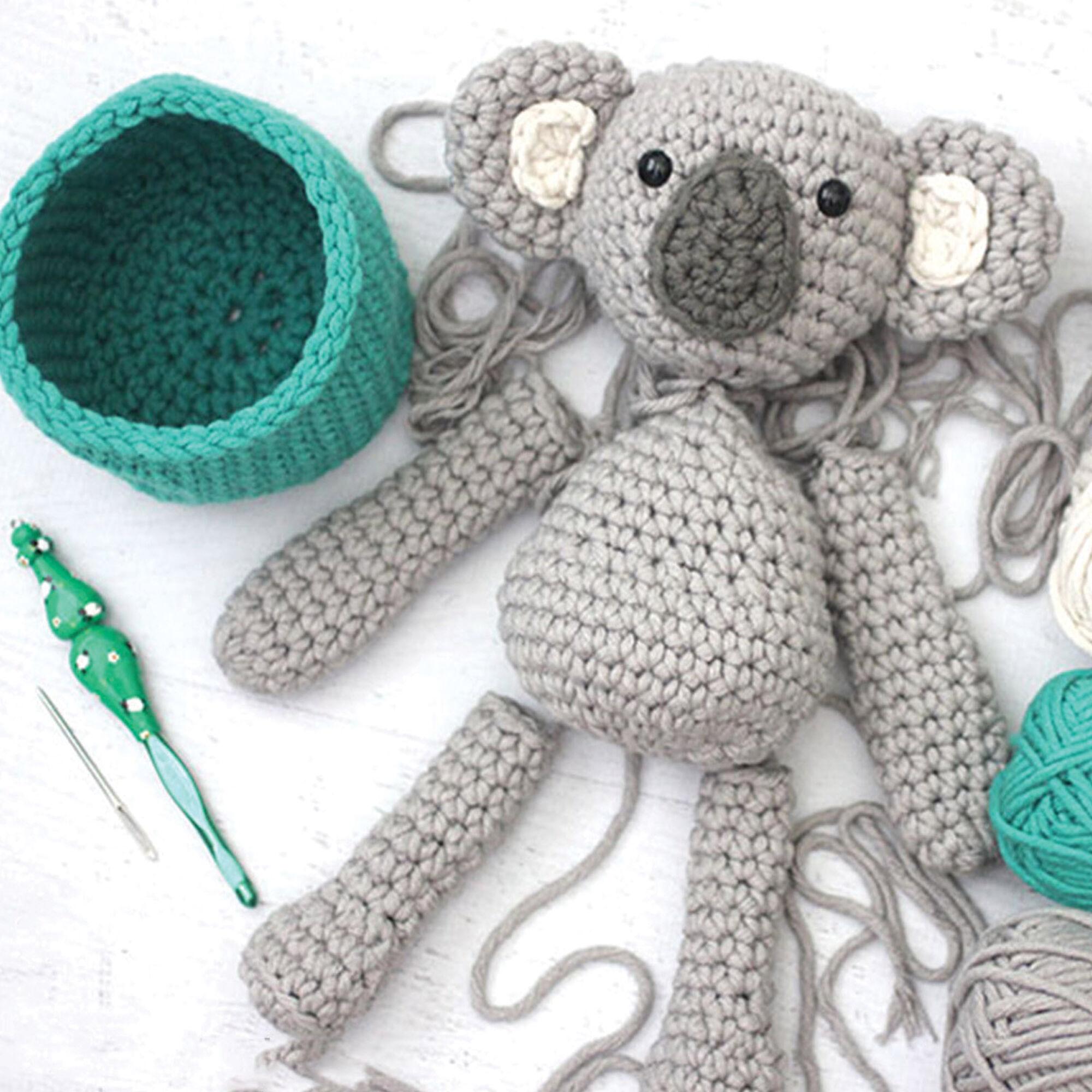 Free Crochet Patterns | Free Crochet Pattern Modern Storage Basket ... | 2000x2000