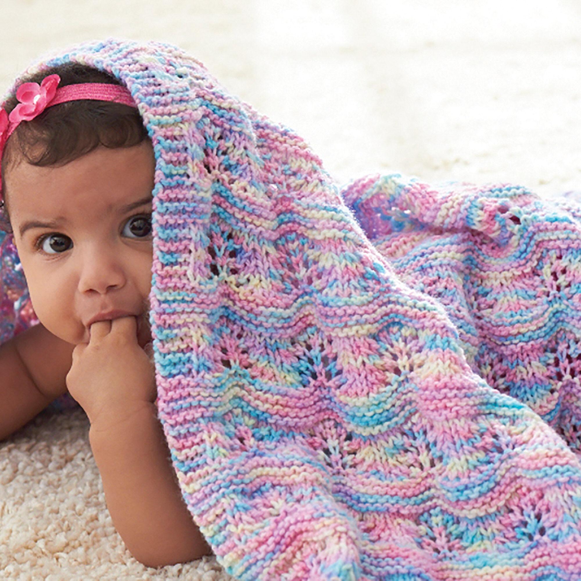 Bernat Baby Ripple Afghan Yarnspirations