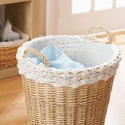 Go to Product: Lily Sugar'n Cream Basket Lining in color