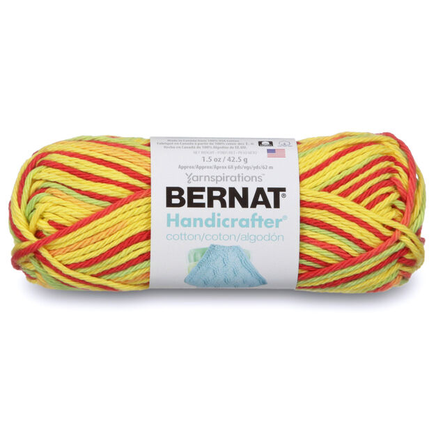Bernat Handicrafter Cotton Ombres Yarn 813ff55de