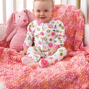 Go to Product: Bernat Corner to Corner Seed Stitch Blanket in color