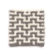 Go to Product: Lily Sugar'n Cream Mosaic Stitch Crochet Dishcloth in color