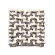 Go to Product: Lily Sugar'n Cream Mosaic Stitch Crochet Dishcloth in color