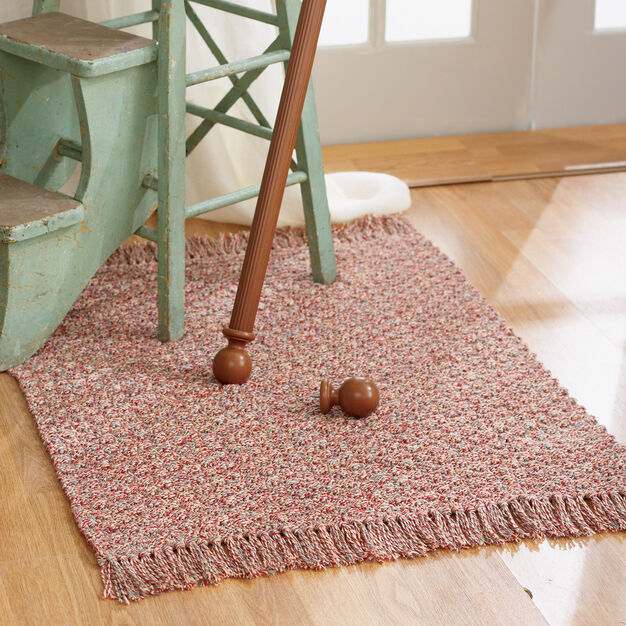 Bernat Country Rug in color
