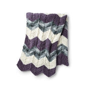 Go to Product: Bernat Alize EZ Ripple Blanket in color