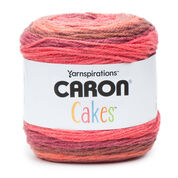 Go to Product: Caron Cakes Yarn, Cinnamon Swirl - Clearance Shades* in color Cinnamon Swirl