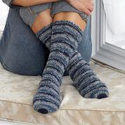 Patons Spiral Socks, Women