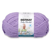 Go to Product: Bernat Baby Blanket Yarn (300g/10.5 oz) in color Baby Lilac