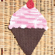 Lily Sugar'n Cream Ice Cream Dishcloth