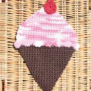 Lily Sugar'n Cream Ice Cream Dishcloth