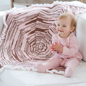 Red Heart Baby Your Baby Blanket