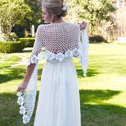 Aunt Lydia's Bridal Shawl