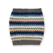 Go to Product: Caron SS Let's Stripe Crochet Cowl in color