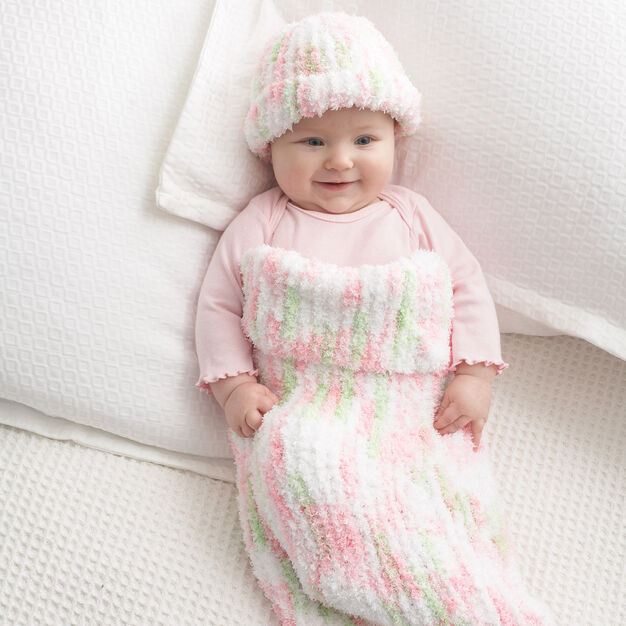 Bernat Knit Baby Cocoon in color