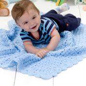 Red Heart Baby Comfort Blanket