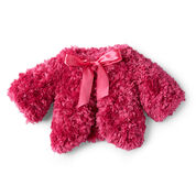 Go to Product: Red Heart Girls' Fashion Fur Shrug, 2 yrs in color