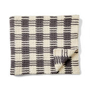 Go to Product: Bernat Crochet Gingham Plaid Afghan in color