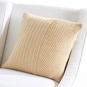 Caron Classic Textures Pillow