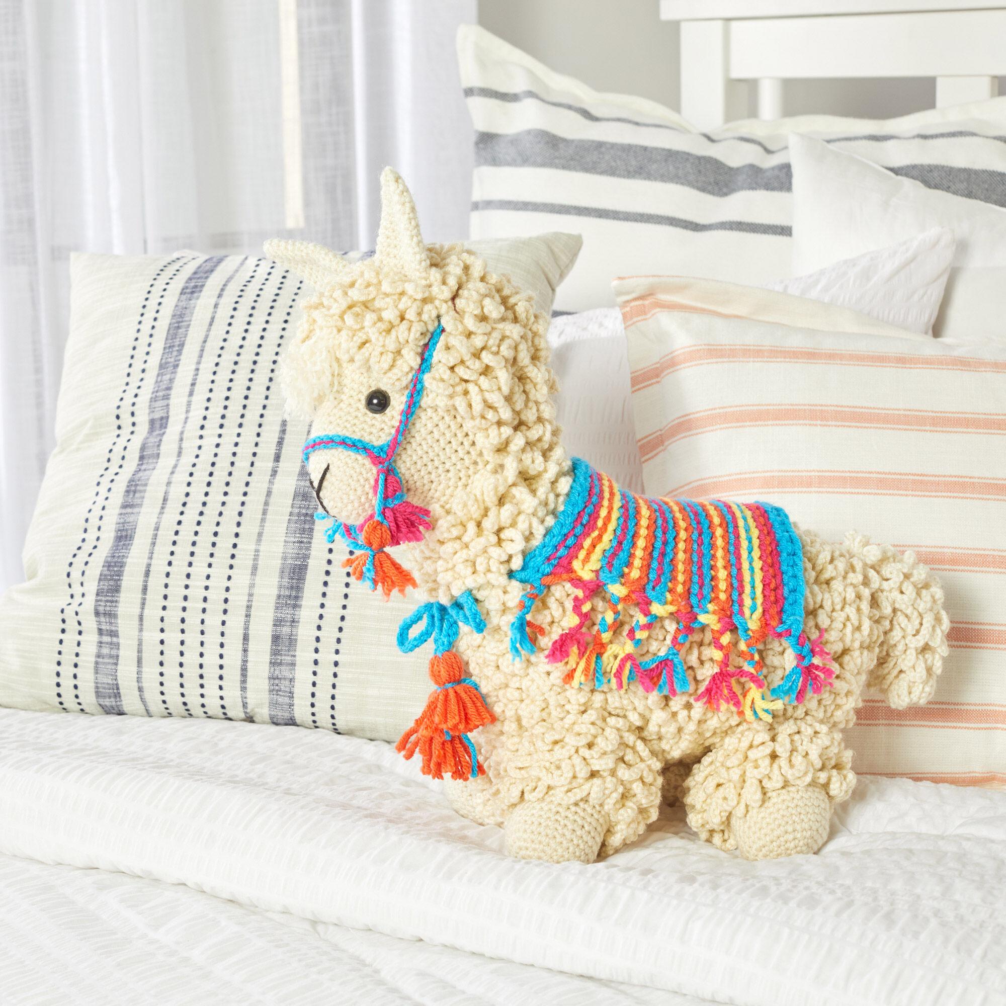 Hipster Llama Crochet Pattern | Etsy | 2000x2000