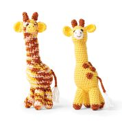 Go to Product: Red Heart Two Happy Giraffes in color