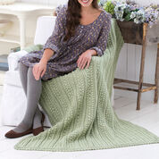 Go to Product: Red Heart Aran Isle Throw in color