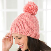 Go to Product: Red Heart Create Some Charm Hat, S/M in color